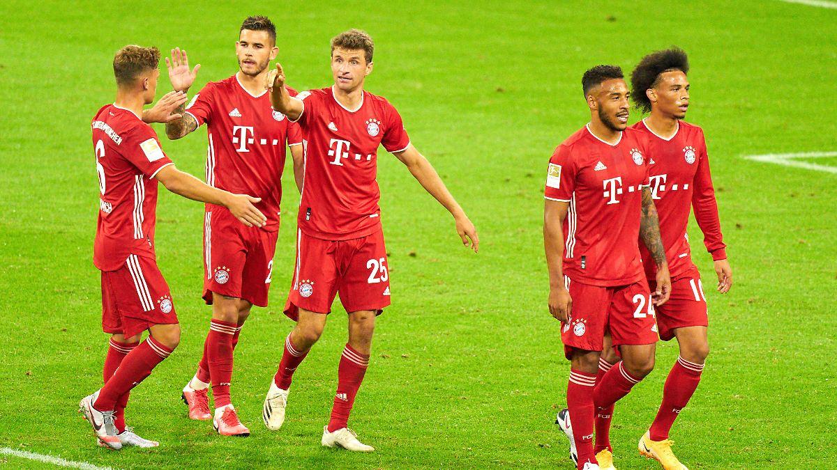 Dieser Supercup beunruhigt den FC Bayern
