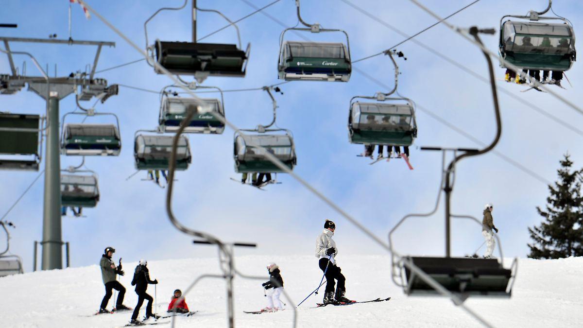 ber weihnachten in den skiurlaub wintersport geht. Black Bedroom Furniture Sets. Home Design Ideas