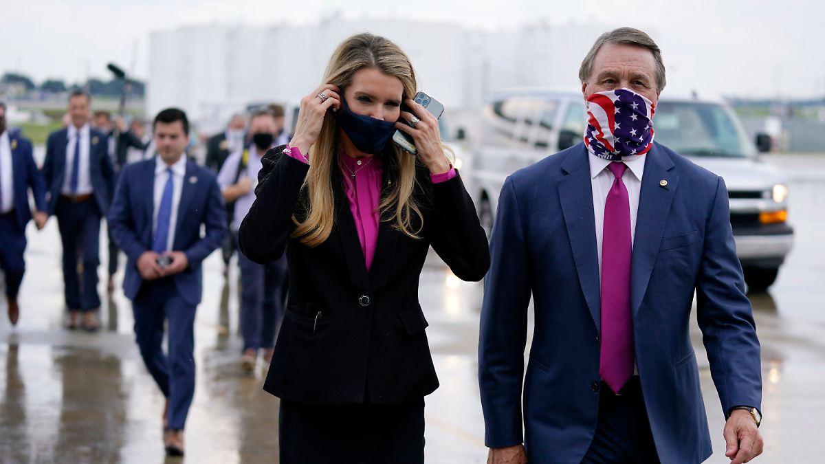 Trump-Anhänger meutern gegen eigene Partei