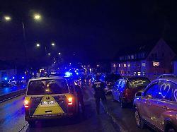 136431484 3730486476997264 2497243221869369361 o - Polizei löst Versammlung auf: Corona-Gegner sorgen für Autobahnblockade