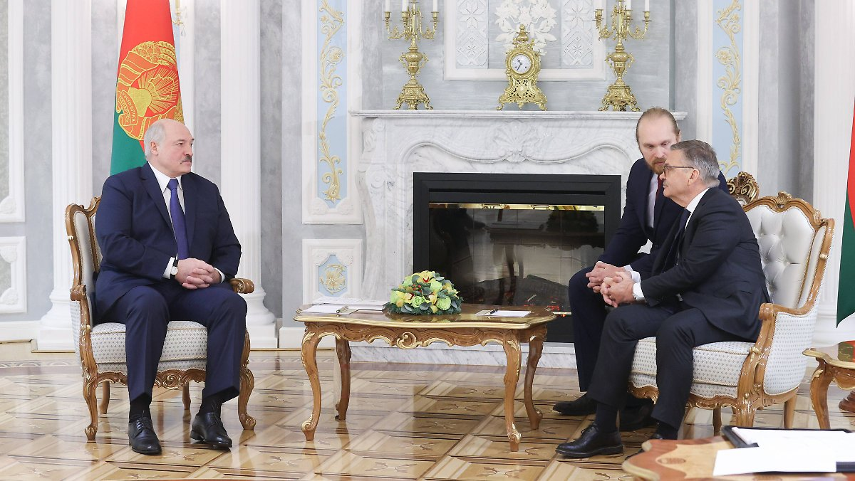 Photo of Nach internationalem Druck: Belarus wird die Eishockey-WM entzogen | n-tv NACHRICHTEN