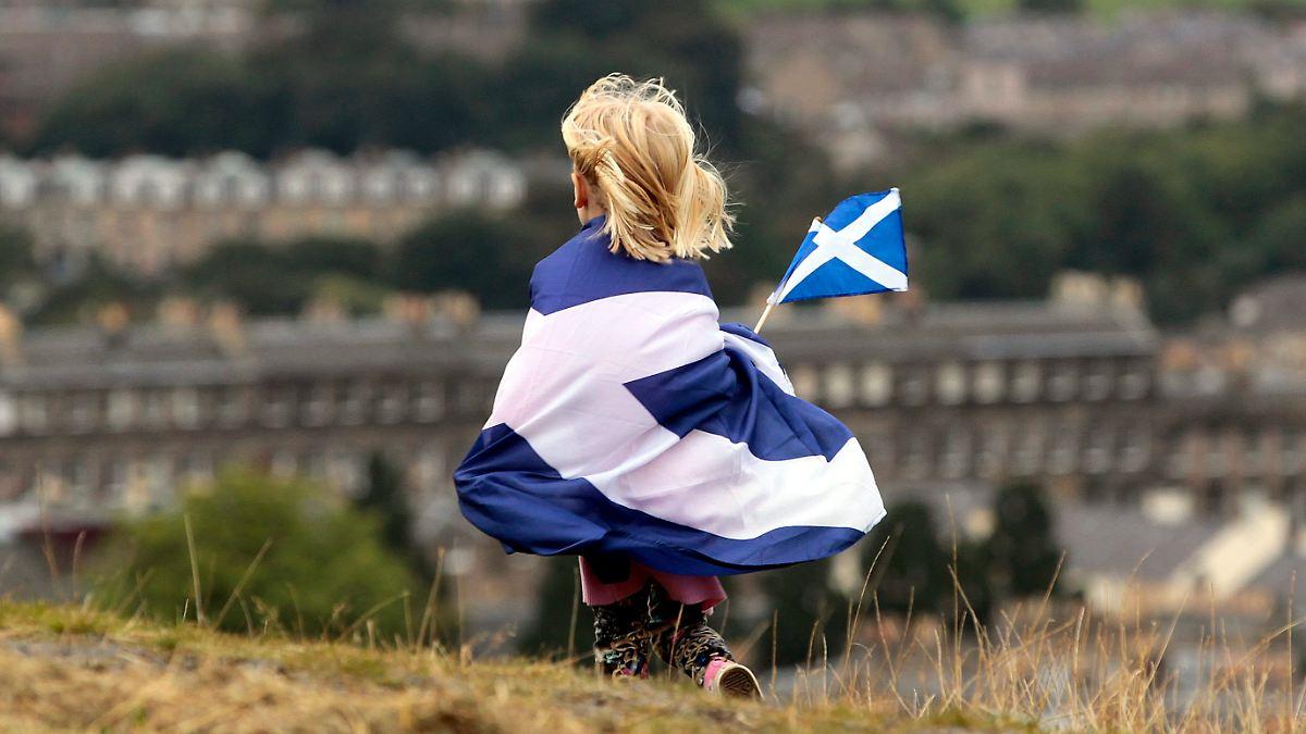 Schotten schmieden Plan für Unabhängigkeit