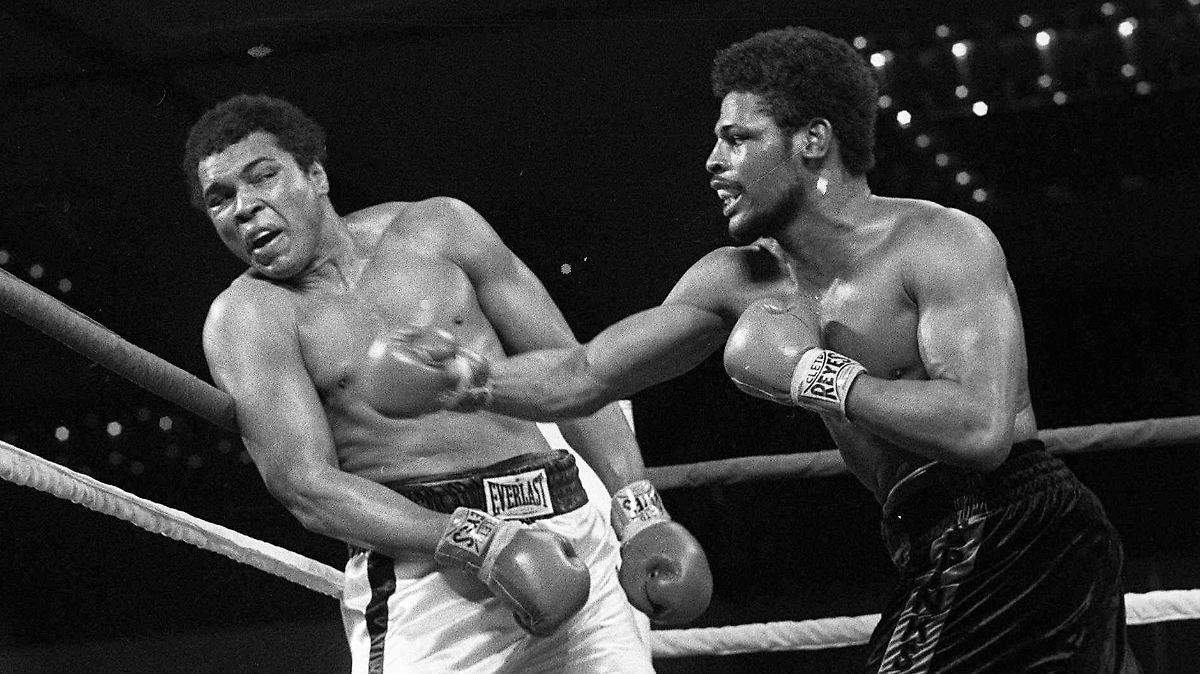 Muhammad Ali einst besiegt:Box-Weltmeister Leon Spinks ist tot - n-tv NACHRICHTEN