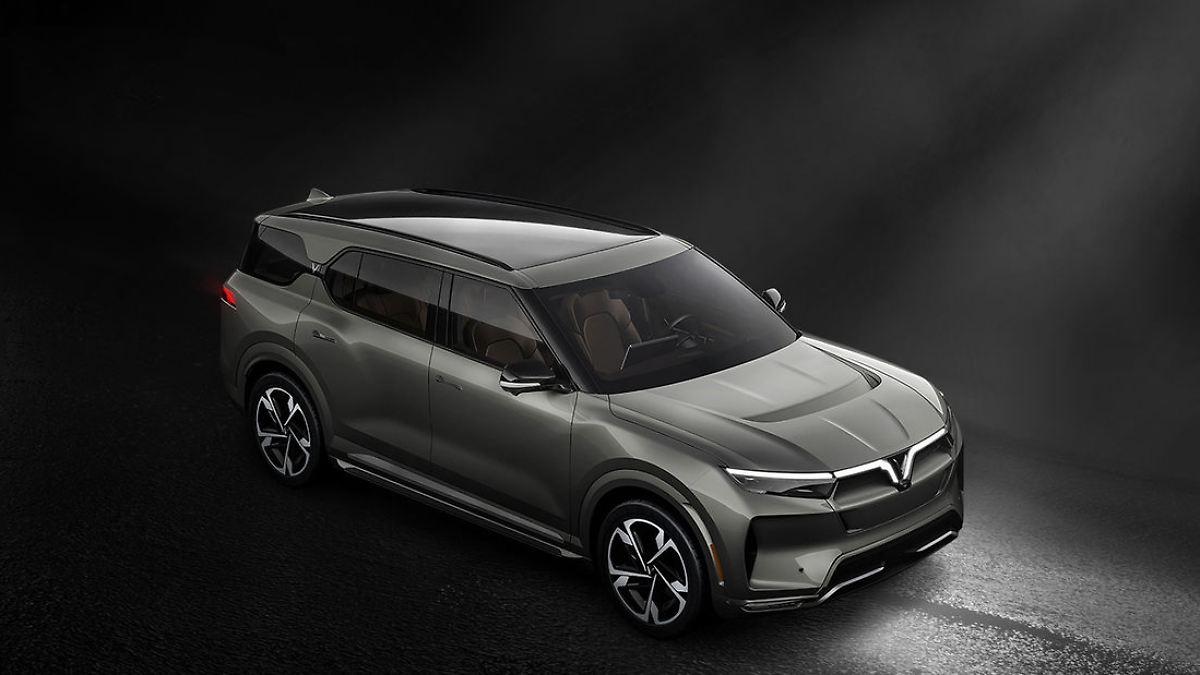Kompakt bis Luxus aus Vietnam:VinFast kommt mit drei SUV nach Europa - n-tv NACHRICHTEN