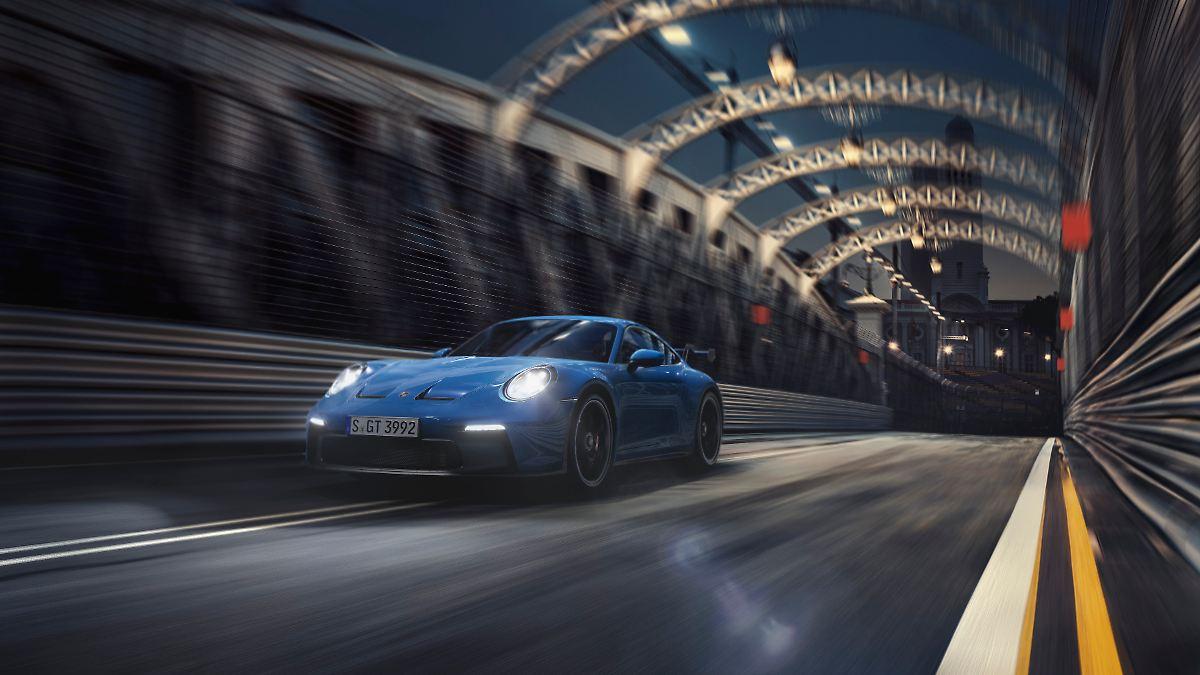 Noch besser auf dem Track:Porsche 911 GT3 - Super-Sauger ist zurück - n-tv NACHRICHTEN