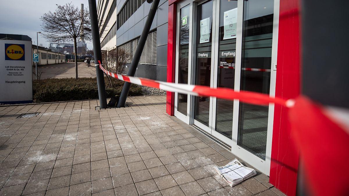 Angriff auf Lidl, Hipp und Wild: Nach Briefbomben an Firmen: Rentner in U-Haft