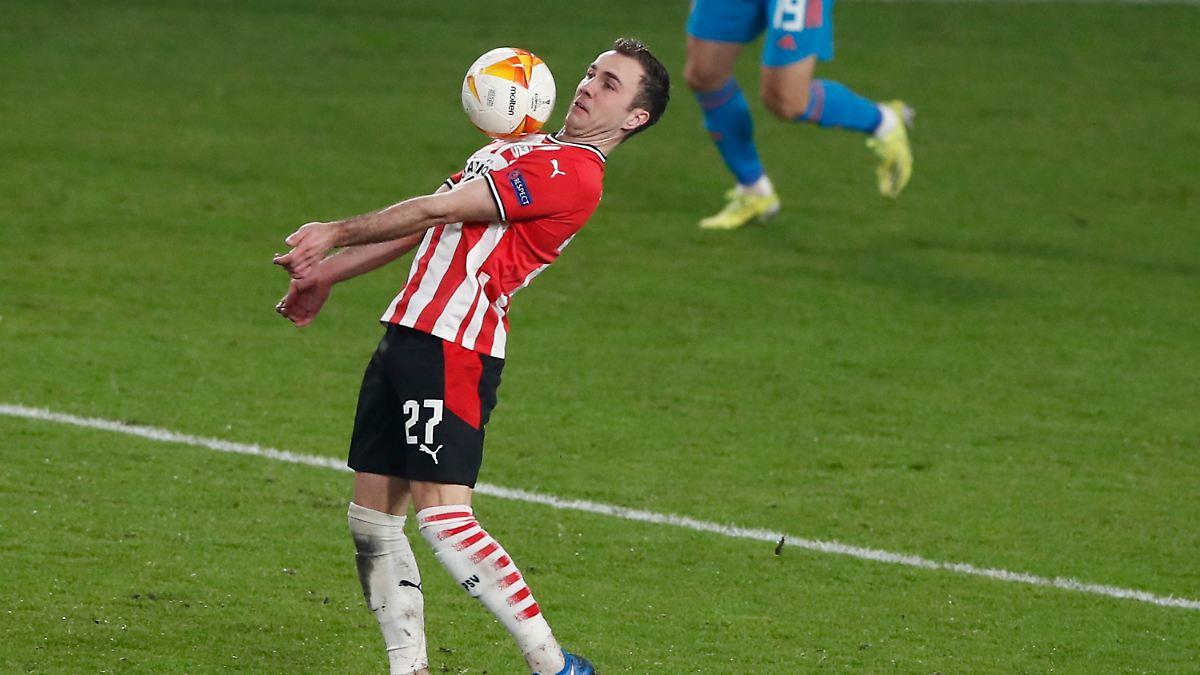 Arsenal in Euro-League weiter:Götze scheitert mit Eindhoven - n-tv NACHRICHTEN
