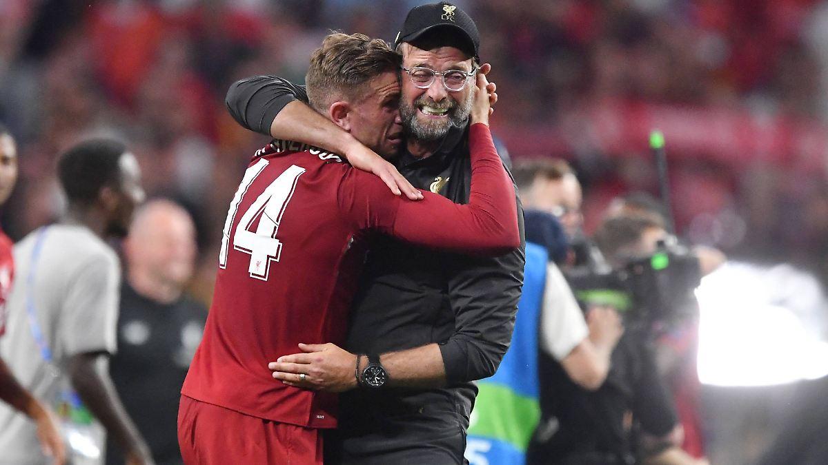 Hiobsbotschaft schockt Liverpool:Klopps verlängerter Arm bricht weg - n-tv NACHRICHTEN