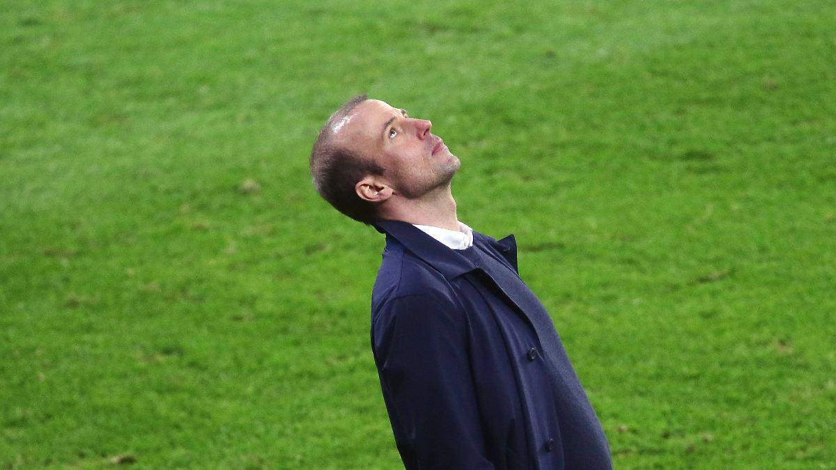 Hoffenheim verneint Trainersuche: