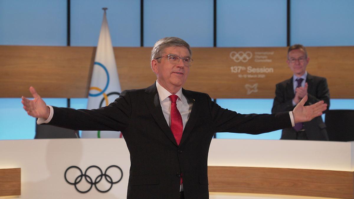 IOC geht vor China in die Knie:Impfstoff im Tausch für tödliche Stille - n-tv NACHRICHTEN