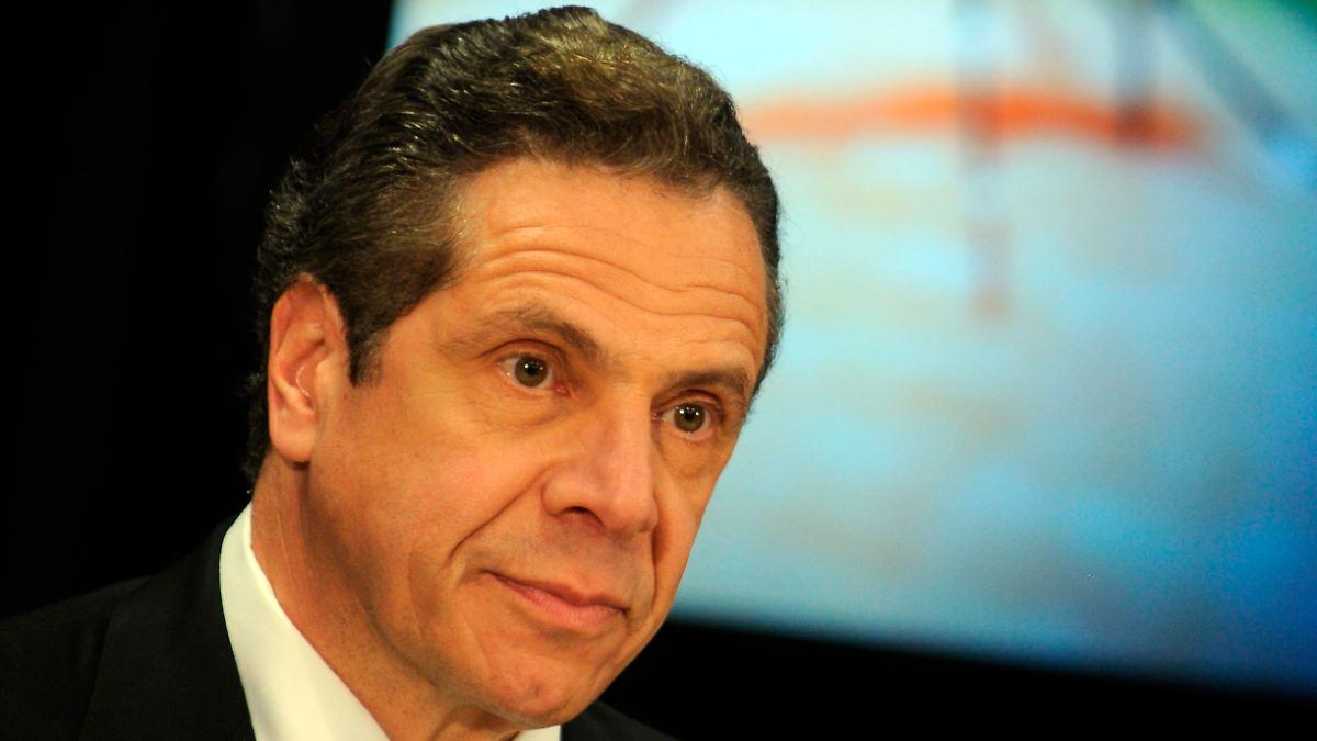 New Yorks Gouverneur unter Druck:Top-Demokraten fordern Cuomos Rücktritt - n-tv NACHRICHTEN