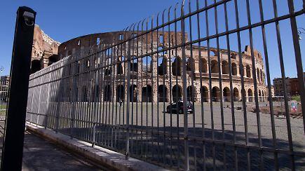 Infektionszahlen Italien