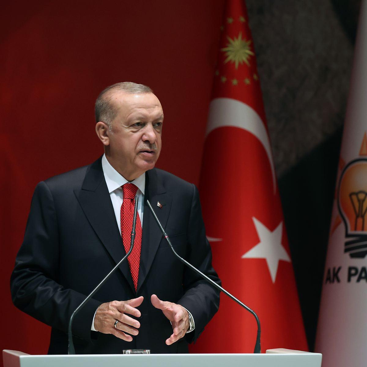 Trotz Sorgen von NATO-Partnern: Erdogan will Raketenabwehr aus Russland  kaufen - n-tv.de