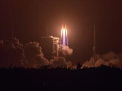 """Nach Bericht über Raketenstart: China bestätigt Test mit """"Raumschiff"""""""