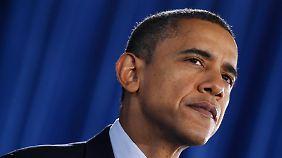 Die jüngsten US-Arbeitsmarktdaten können nicht vollends überzeugen. Der Druck auf US-Präsident Obama bleibt hoch.