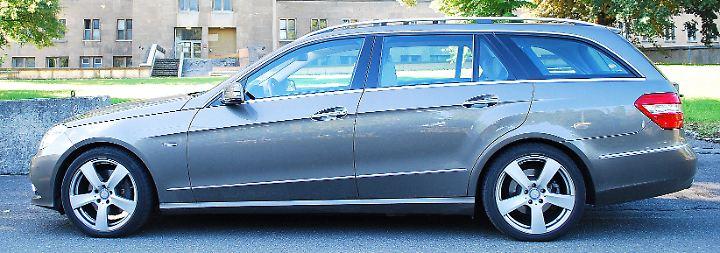 Kombi-Vergleich: Mercedes E-Klasse gegen Audi A6: Neuling vs. Establishment