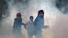 Das Ende der Kleptokratie: Tunesier fegen Ben Ali weg