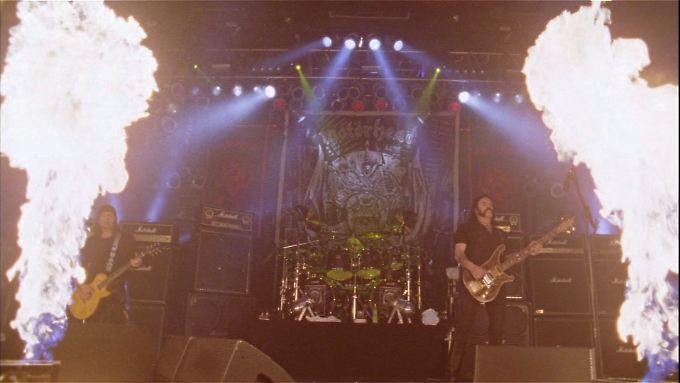 """Everything louder than everything else"" - Lemmy und Motörhead bei der Arbeit."