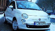 Der Fiat 500C 0,9 Twinair: So sieht er aus