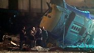 Fragen nach der Sicherheit: Zug-Tragödie bei Magdeburg