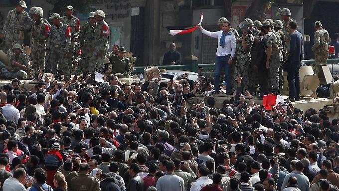Rados berichtet: Ägypter machen weiter, egal um welchen Preis