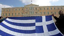 Rettender Schnitt in Griechenland: Goldman-Chef will Umschuldung