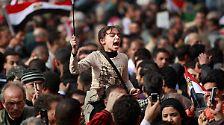 Kairo erlebt das Chaos: Die Schlacht am Tahrir-Platz
