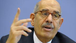 Hoffnungsträger für Ägypten: Wer ist Mohammed el-Baradei?