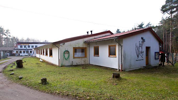 Aus dem Schullandheim in Osterholz-Scharmbeck wurde Dennis in der Nacht zum 5. September 2001 entführt.