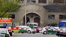 Der Amoklauf von Erfurt hatte bundesweit Entsetzen ausgelöst.