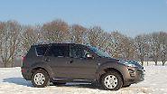 Peugeot 4007: Ein Franzose auf Abwegen