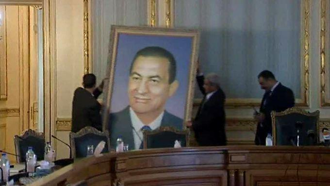 Mubaraks Herrschaft ist Geschichte. Seine Milliarden dürften Ägypten noch ein wenig beschäftigen.
