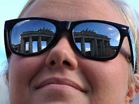 ... cool - Berlin ist unangefochten die beliebteste deutsche Stadt.
