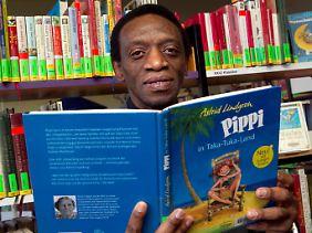 Ilunga will alte Pippi Langstrumpf-Ausgaben aus der Stadtbibliothek in Bonn verbannen.