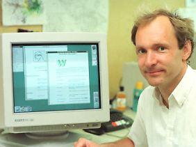 Tim Berners-Lee konnte damals kaum ahnen, wie rasant sich das World Wide Web entwickelt.