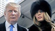 Donald und Melania Trump: Das zukünftige Präsidentenpaar?