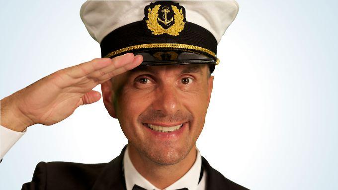 Willkommen an Bord!