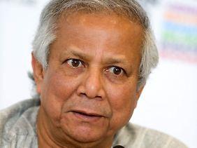 Yunus hatte eine Parteigründung versucht, war aber damit gescheitert.