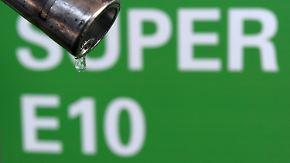 Verwirrung um E10: Benzinbranche will keine Strafen zahlen