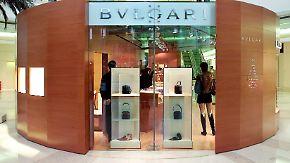 Luxusgüter unter einem Dach: Louis Vuitton schluckt Bulgari