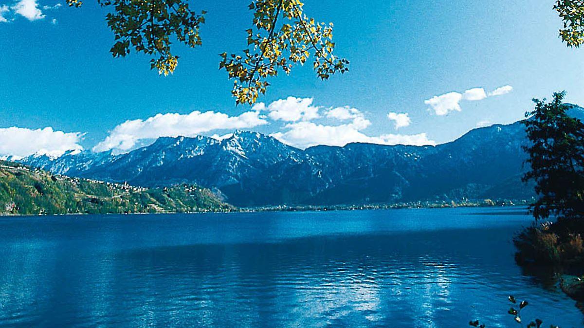 Kleiner bruder des gardasees idylle am lago di caldonazzo for Lago n