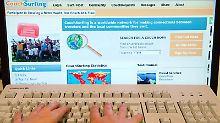 """Zum """"Couchsurfing"""" bei Antonio nach Argentinien: Immer mehr Menschen setzen auf das Internet als Hilfe bei der Reiseplanung in Eigenregie."""