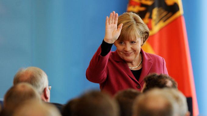 Kurswechsel: Merkel will nur das beste für Deutschland, betont sie.