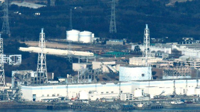 Die Lage in Fukushima ist außer Kontrolle.