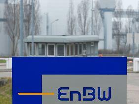 EnBW betreibt das AKW Neckarwestheim.