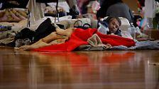 Alltag in der Notunterkunft: Das provisorische Leben in Japan