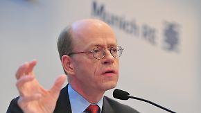 1,5 Milliarden Euro für Japan: Munich Re muss tief in Tasche greifen