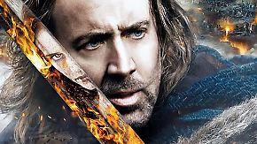 """Kinotipp """"Der letzte Tempelritter"""": Düstere Action mit Nicolas Cage"""