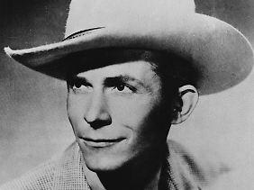 Tod mit 29: Hank Williams.