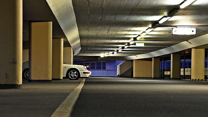 Firmenwagen sind beliebt und weit verbreitet - die Variante Sportwagen kommt aber selten vor.